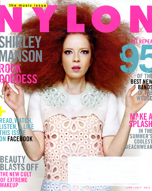 "<span class=""entry-title-primary"">Frankie B</span> <span class=""entry-subtitle"">Nylon Magazine</span>"